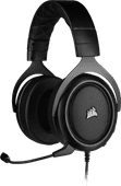 Corsair HS50 Pro Stereo Gaming Headset Carbon/Black
