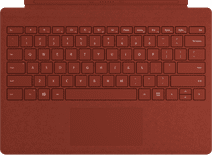 Microsoft Surface Type Cover Rood Qwerty