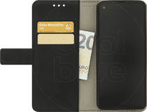 Just in Case Wallet Motorola One Action Book Case Black