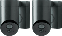 Somfy Outdoorcamera Zwart Duo Pack