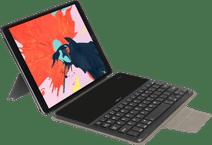 Gecko Covers Apple iPad Air (2019) Toetsenbord Hoes QWERTY Zwart