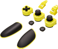 Thrustmaster eSwap Pro Controller Accessory Pack Yellow
