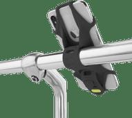 BoneSport Bike Tie 2 Universal Bike Mount Black