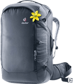 Deuter Aviant Access 50L Black - Slim Fit