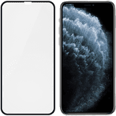 PanzerGlass Case Friendly Apple iPhone X / Xs / 11 Pro Screenprotector Glas Zwart
