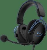 HyperX Cloud Alpha S Pro Gaming Headset Black/Blue