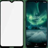 PanzerGlass Case Friendly Nokia 6.2/7.2 Screenprotector Glas Zwart