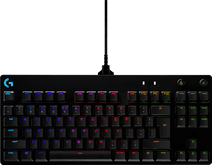 Logitech G PRO GX Blue Mechanisch Gaming Toetsenbord Qwerty