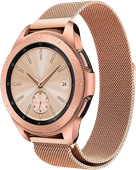 Just in Case Samsung Galaxy Watch Active2 Milanees Bandje Rosé Goud