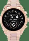 Michael Kors Access Bradshaw Gen 5 MKT5090 - Rose Gold / Pink