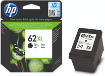HP 62XL Cartridge Zwart