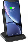 Zens Wireless Charger 10W with Stand Black