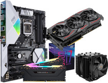 Intel Advanced Upgrade Kit + ASUS ROG STRIX 2070 Super Advanced 8G