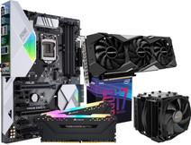 Intel Advanced Upgrade Kit + Gigabyte RX 5700 XT Gaming OC 8
