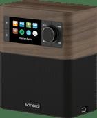 Sonoro Stream SO-410 V2 Walnoot/Zwart