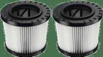 DeWalt Nat en Droog Filter voor DWV901L-QS (2 stuks)
