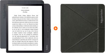 Kobo Forma + Sleep Cover Zwart