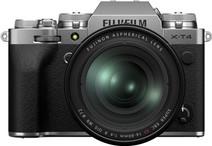Fujifilm X-T4 Silver + XF 16-80mm f/4 R OIS WR