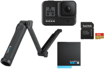 GoPro HERO 8 Black - Starter kit