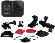 GoPro HERO 8 Black - Mounting Kit
