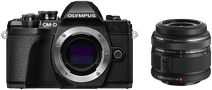 Olympus OM-D E-M10 Mark III Body Black + 14-42mm IIR Black