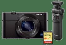 Sony CyberShot DSC-RX100III - Vlog Kit