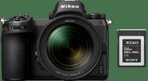 Nikon Z6 + 24-70mm f/4 S + FTZ Adapter + 120 GB XQD Geheugenkaart