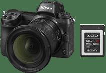 Nikon Z6 + Nikkor Z 14-30mm f/4 S + 120GB XQD Memory Card