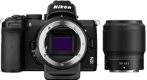 Nikon Z50 + Nikkor Z 50mm f/1.8 S + FTZ Adapter