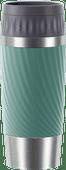 Tefal Travel Mug Easy Twist isoleerbeker groen