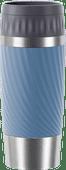 Tefal Travel Mug Easy Twist isoleerbeker blauw