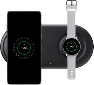 Samsung Draadloze Oplader DUO Pad 12W Zwart