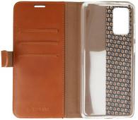 Valenta Classic Luxury Samsung Galaxy S20 Plus Book Case Leather Brown