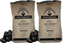 Best Charcoal Birch/Oak 10 kg Duo Pack