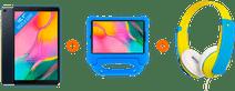 Samsung Galaxy Tab A 10.1 (2019) Wifi 64GB + Kinderpakket Blauw