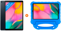 Samsung Galaxy Tab A 10.1 (2019) Wifi 64GB + Kinderhoes Blauw