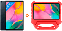 Samsung Galaxy Tab A 10.1 (2019) 32GB Wifi + Kinderhoes Rood
