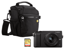 Panasonic Lumix DMC-GX80 - Starter Kit