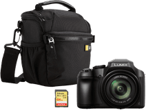 Panasonic Lumix DC-FZ82 - Starter Kit