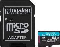Kingston microSDXC Canvas Go Plus 128GB