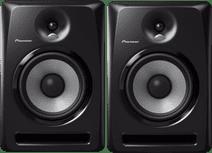 Pioneer S-DJ50X Duo Pack Black