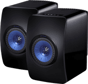 KEF LS50 Wireless Black (per pair)