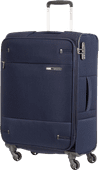Samsonite Base Boost Expandable Spinner 66cm Navy Blue