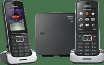Gigaset SL450A Duo Black