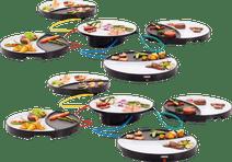 Princess Dinner 4 All 8 personen