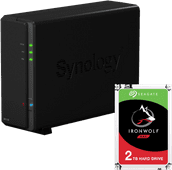 Synology DS118 + 2TB