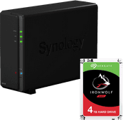 Synology DS118 + 4 TB