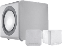 Cambridge Audio Minx 2.1 Set White