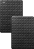 Seagate Expansion Portable 2x 1TB (Duo Pack)