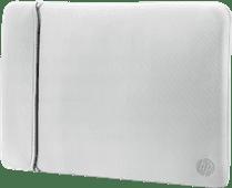 """HP 14"""" Reversible Sleeve Zwart/Zilver"""